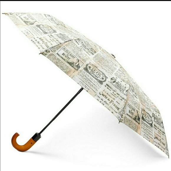 """PATRICIA NASH  /""""MAGLIANO/"""" MULTI-COLOR HERITAGE  Umbrella MSRP $ 38.00"""